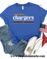 Southaven Chargers Shirt / DC -Desoto County Schools / Mississippi School Shirt