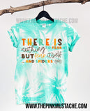Bleached There Is Nothing To Fear But Fear Itself And Spiders Tee/ Funny Bleached Shirt