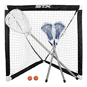 STX FiddleStix Goal & 3 Sticks