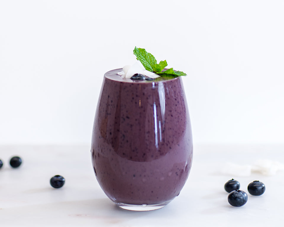 Açaí Super Berry smoothie