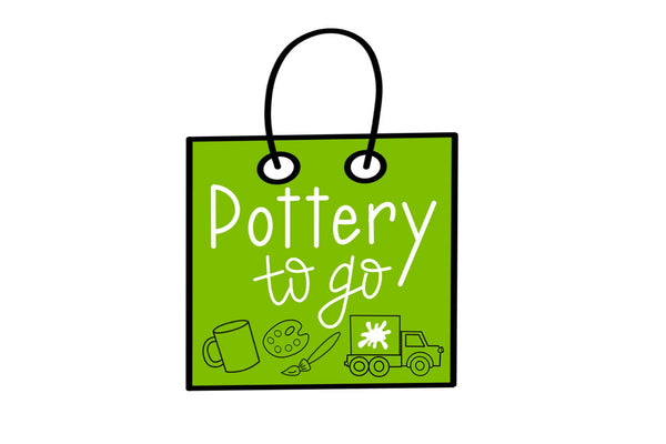 Pottery To Go - Austin Local Only