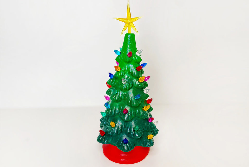 DIY Lighted Christmas Tree Kit