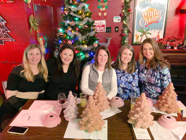 November 20 - Lala's Little Nugget - Vintage Christmas Tree Workshop - SOLD OUT