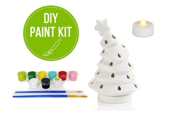 DIY Animated Tree Votive Kit