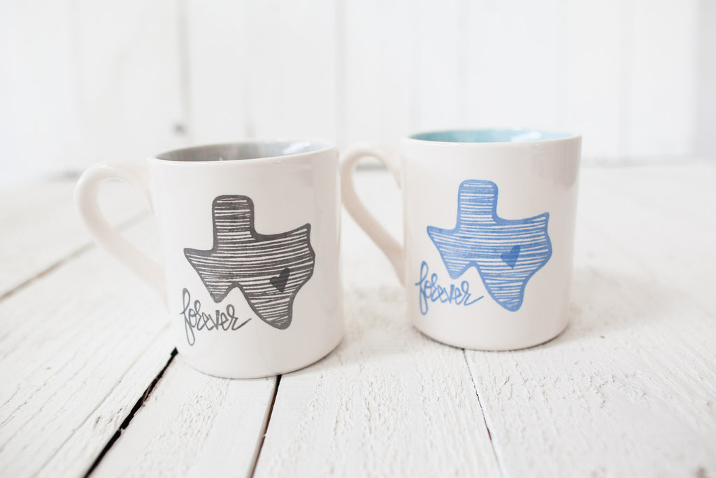 Texas Forever Coffee Mug