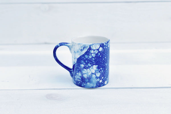 Bluebonnet Bubble Coffee Mug