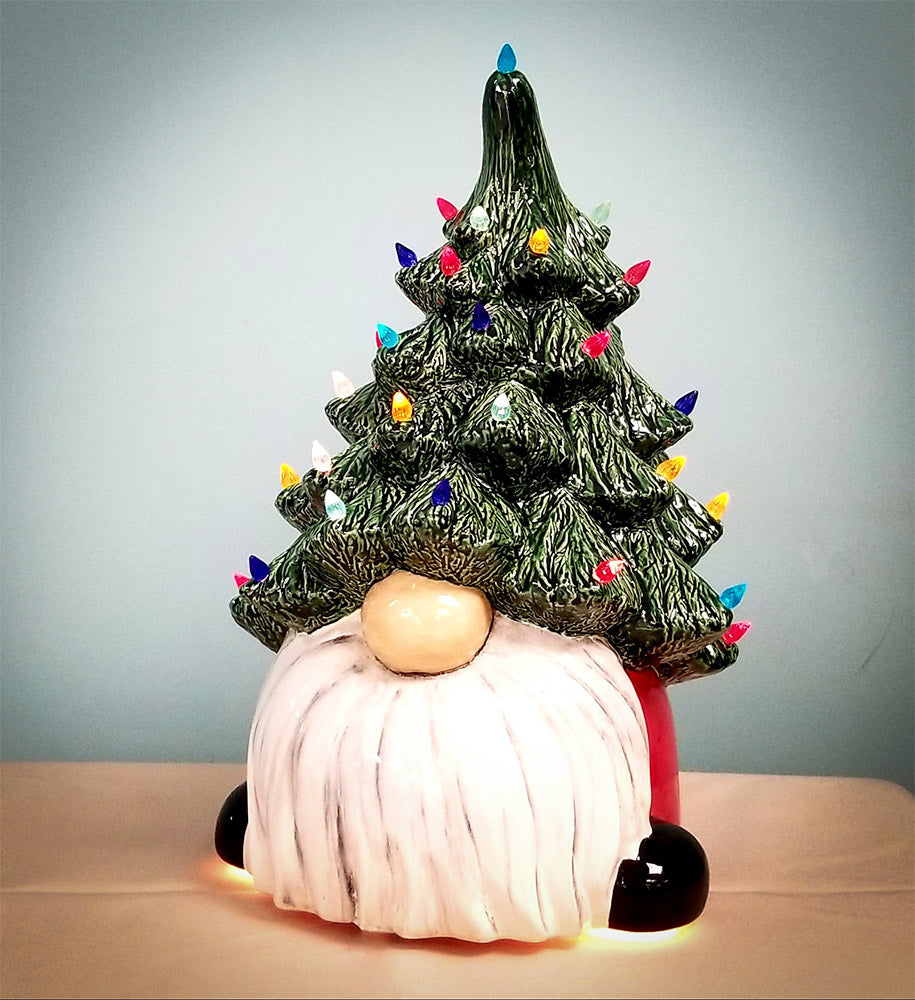 Pre Order - Christmas Tree Gnome