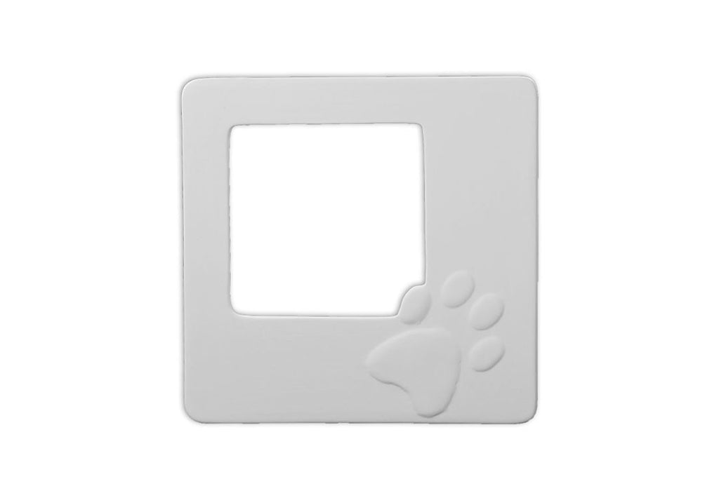 Dog Paw Picture Frame