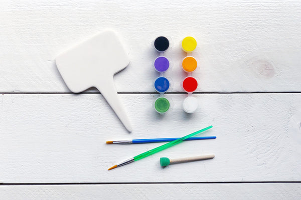 Paint Your Own Garden Plant Stake TO GO Kit