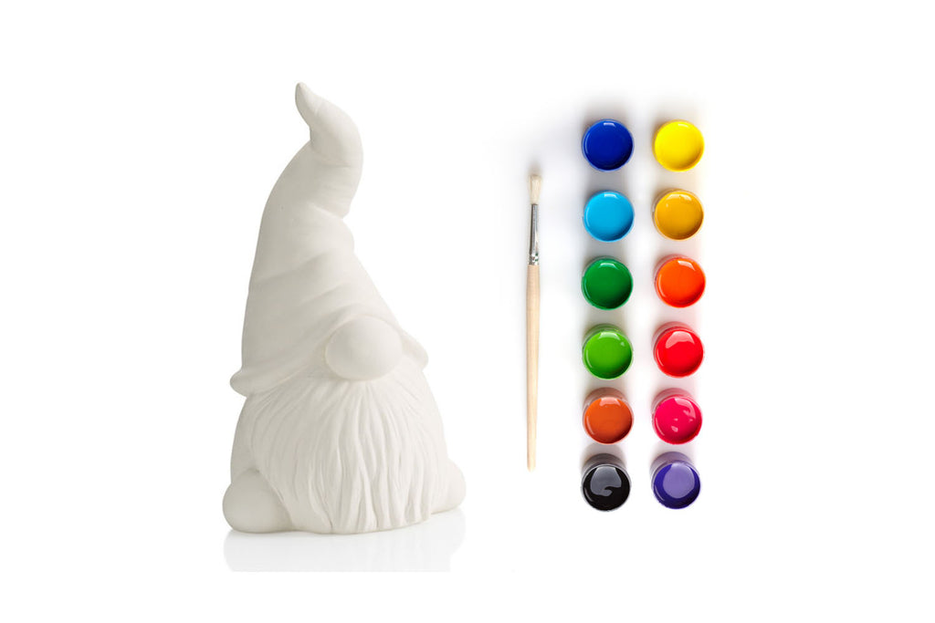DIY Gnome Painting Kit