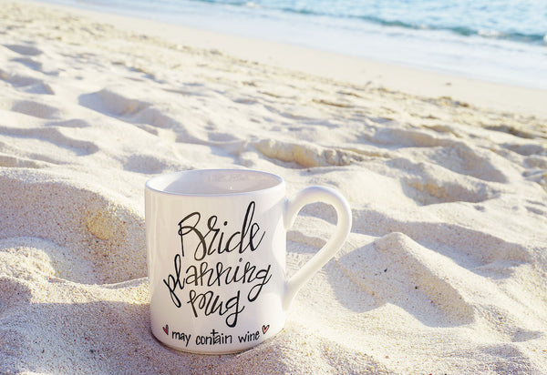 Bride Planning Coffee Mug