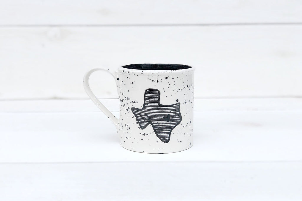 Texas Camper Coffee Mug