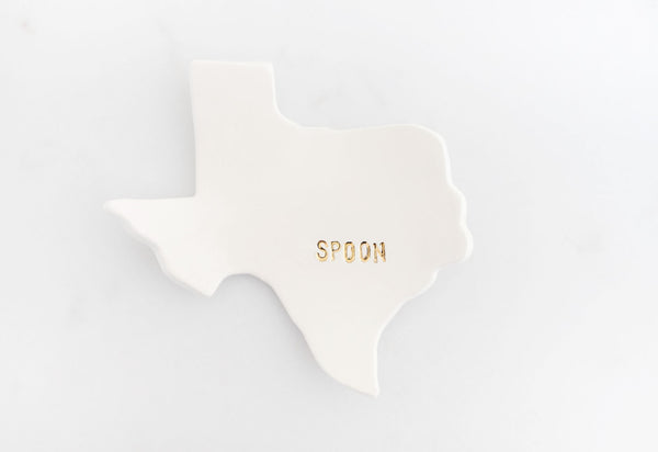 Texas Spoon Rest