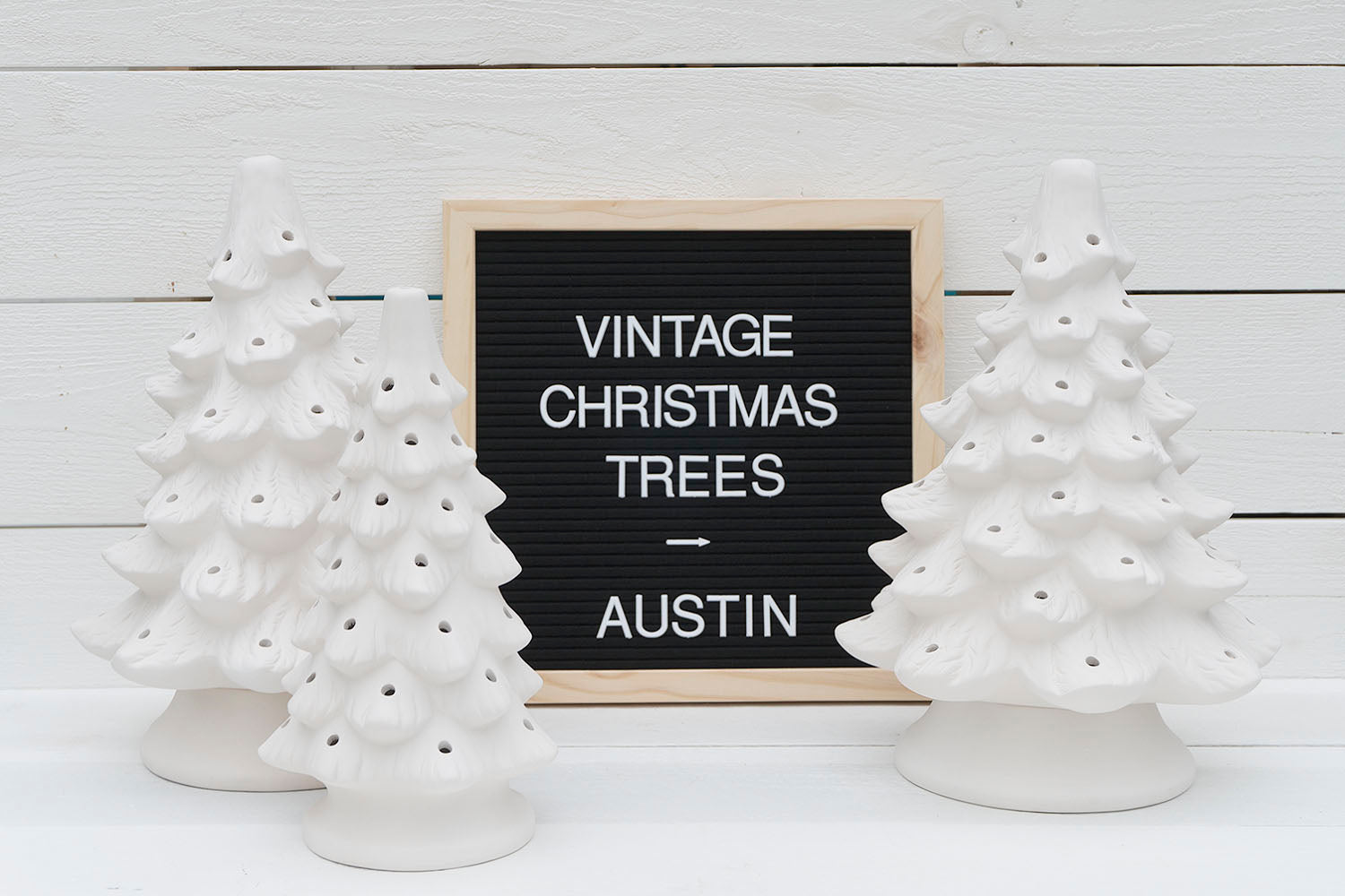 november 5th icenhauers austin vintage christmas tree workshop sold out