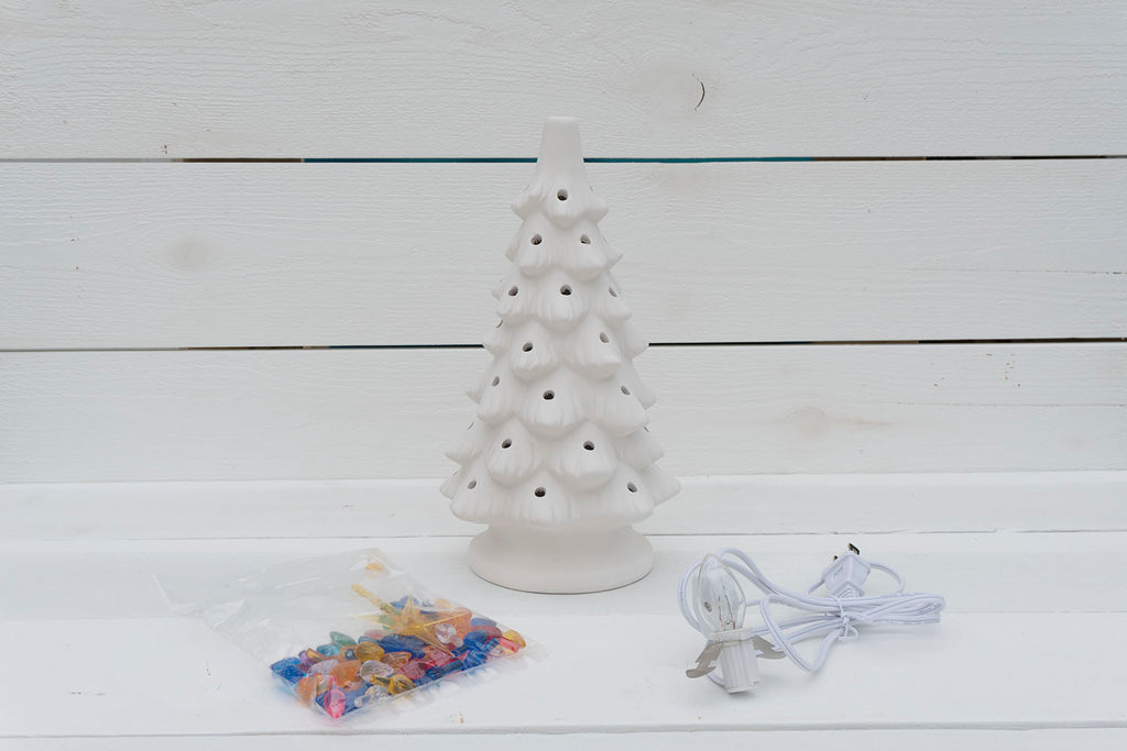 November 5th - ICENHAUERS- Austin - Vintage Christmas Tree Workshop - SOLD OUT