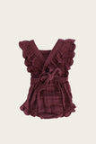 Jamie Kay - Macy Playsuit, Grape