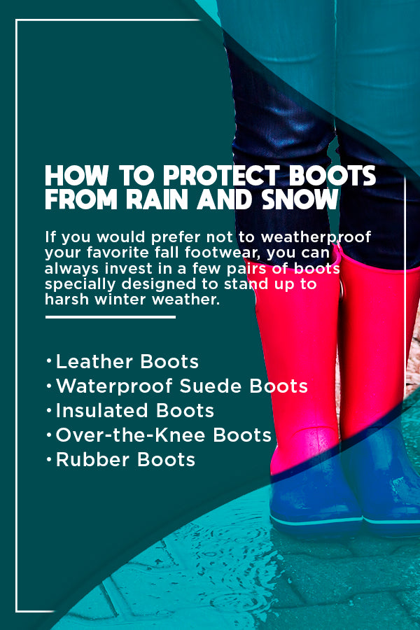 best boots for rain and snow