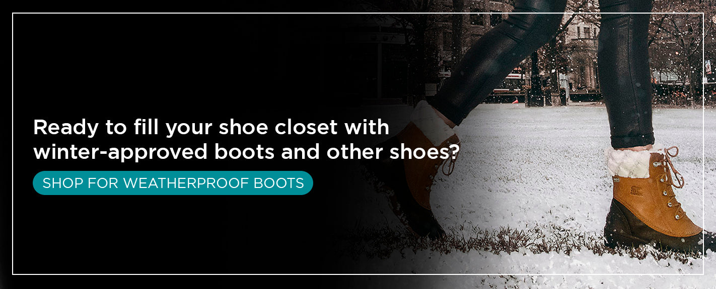 buy weatherproof boots