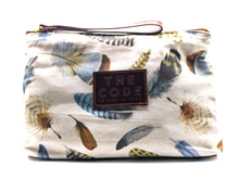 Feather Pouch