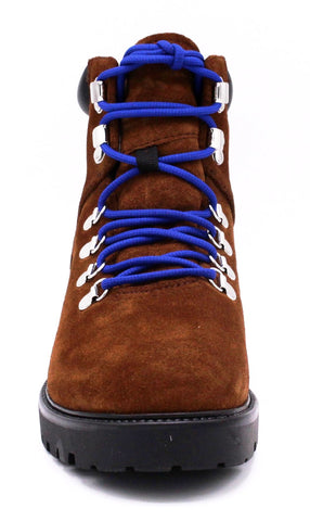 Kenova Lace-Up Bootie