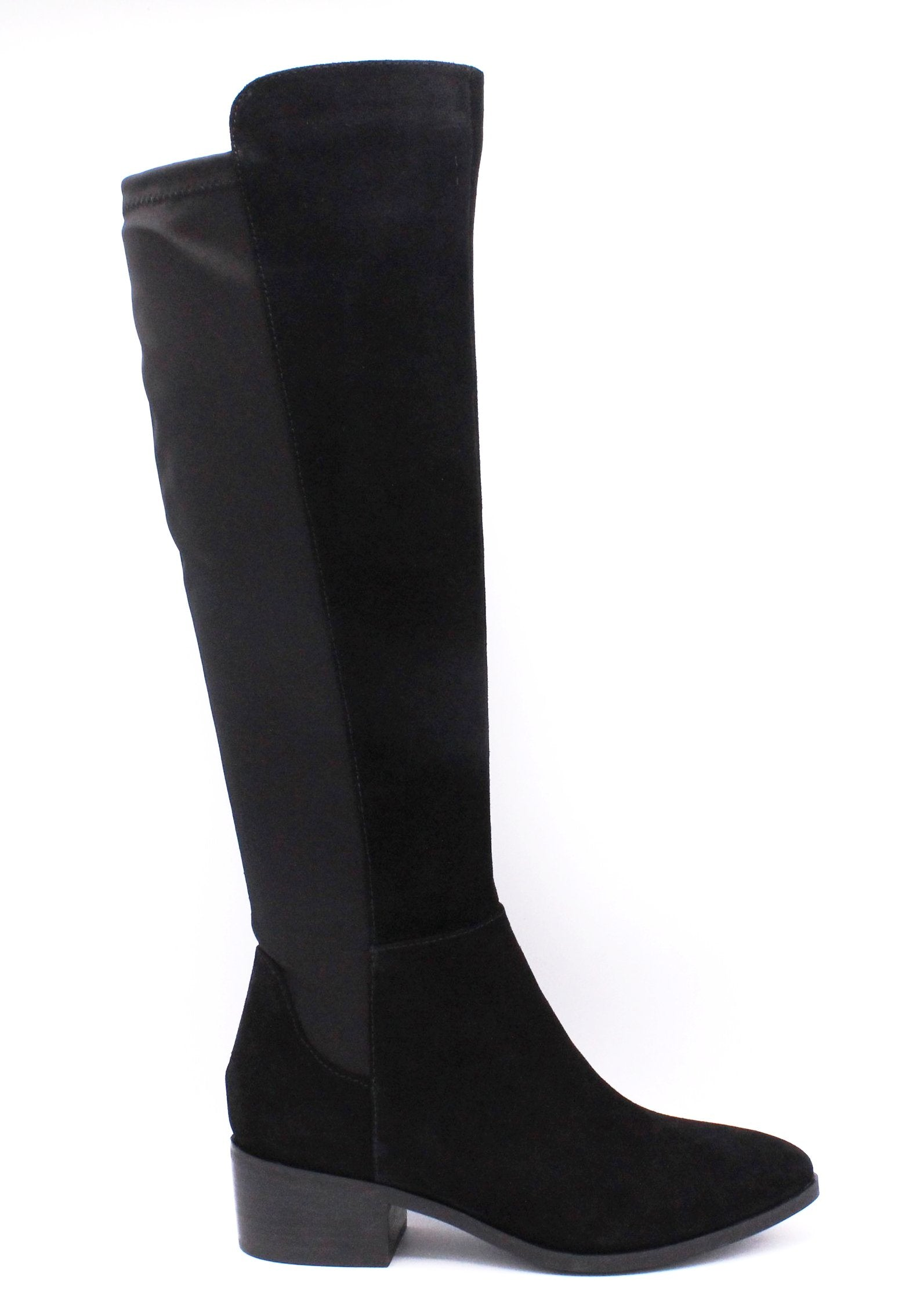 97c5b5ab9c5 Blondo  Gallo Black Suede Women s Boots