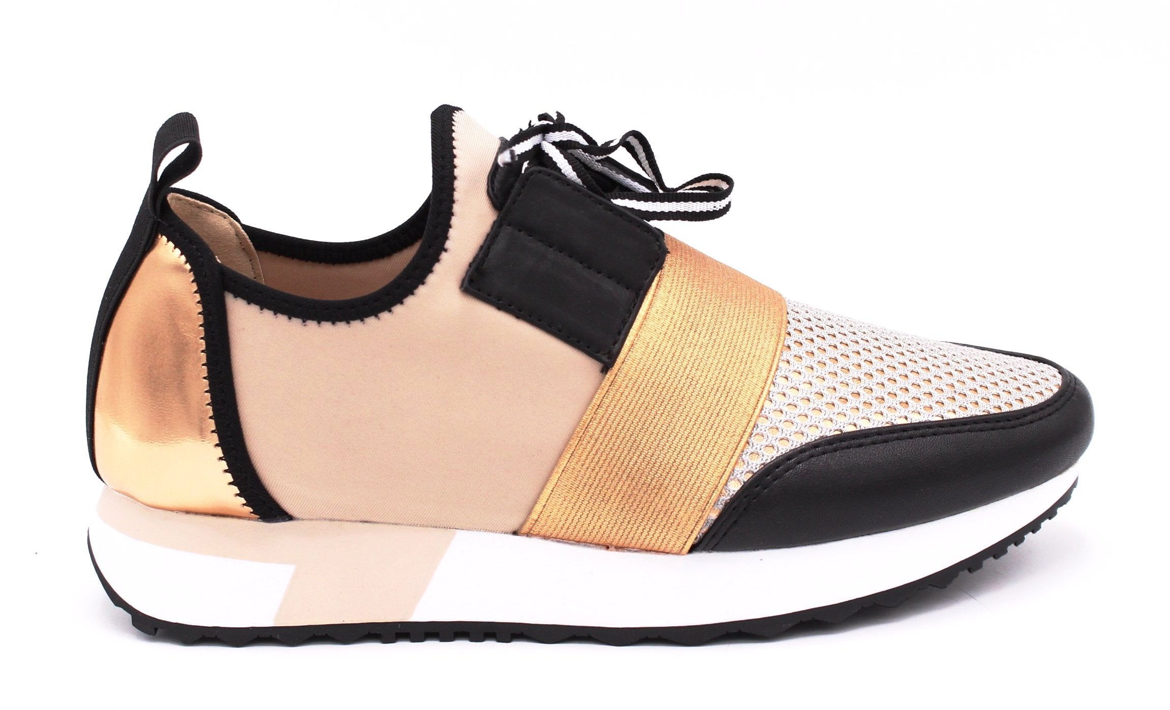 Steve Madden Gold Antics Trainer countdown package sale online cheap price store buy cheap fashionable clearance reliable lowest price cheap online Nol1N7znRQ