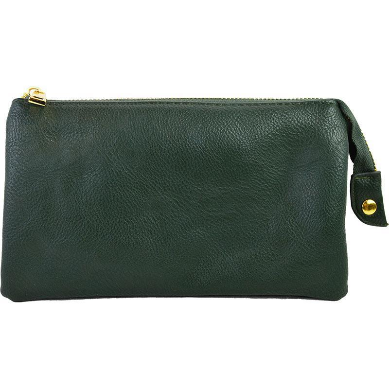 Leatherette Crossbody