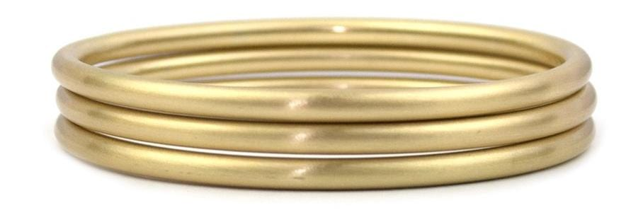Hollow Bangle Set