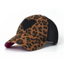 Leopard Lady Hat