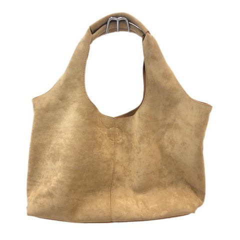 Suede 2-in-1 Hobo