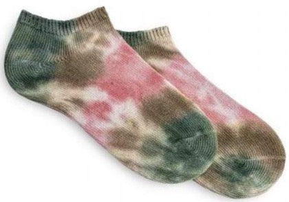 Tie Dyed No Show