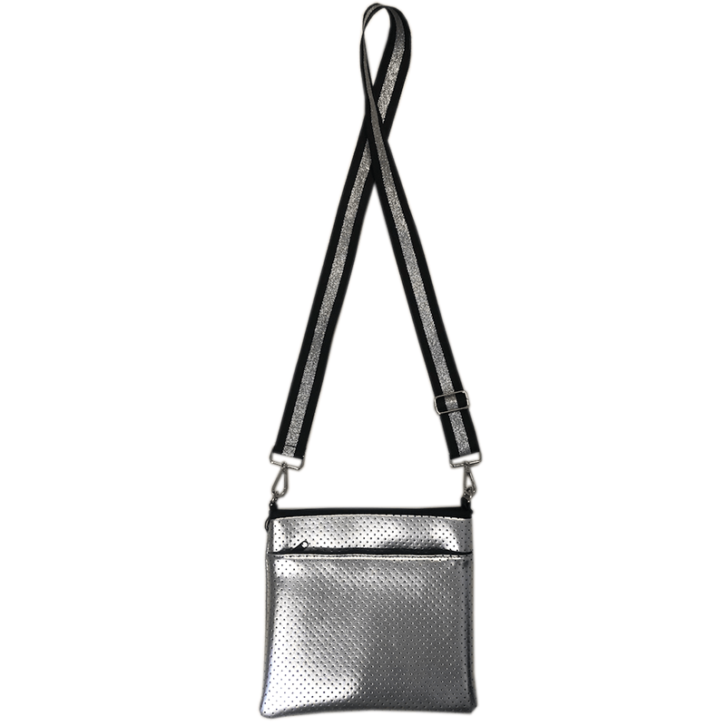 Zipper Neoprene Messenger