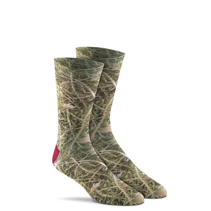 Mirage CoolMax Ultra-Lightweight Crew Liner - Fox River® Socks