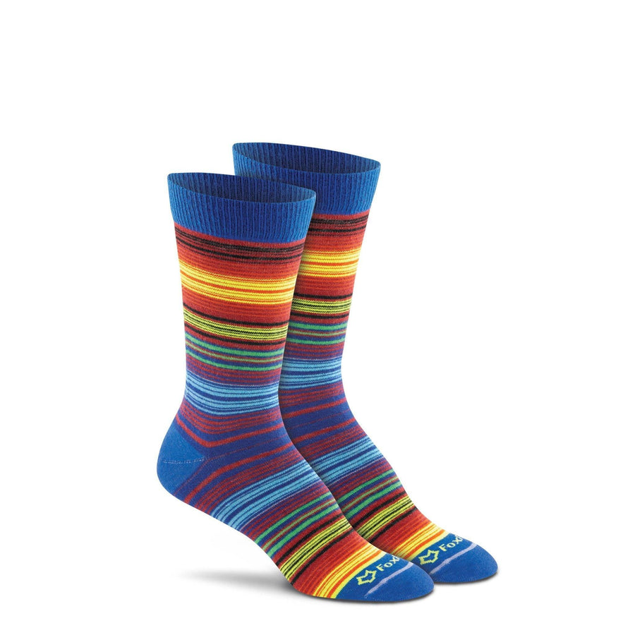 Serape Ultra-Lightweight Crew - Fox River® Socks