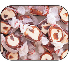 Chocolate Caramel Taffy 5LB Bulk