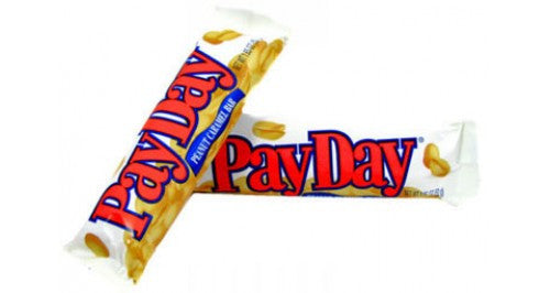 Payday Bar 1.85oz 24 Count
