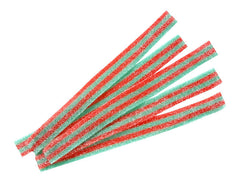 Strawberry-Apple Sour Power Belts 6.6LB Bulk