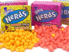 Wonka Nerds Double Dip 18.75LB Bulk