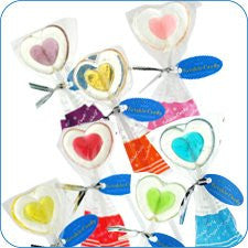 Twinkle Pop 2 Tone Hearts 120 Count