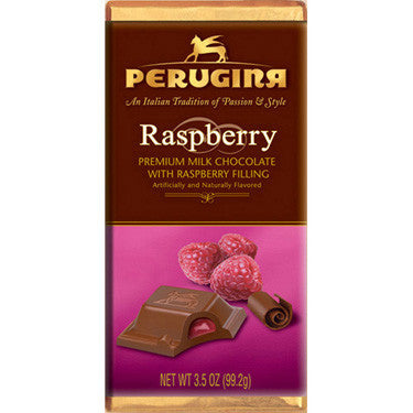 Chocolate Raspberry Bar 3.5oz 12 Count