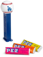 Pez Los Angeles Dodgers Dispenser 12 Count
