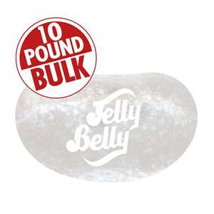 Jelly Belly Jewel Cream Soda Jelly Beans - 10 lb Bulk Case