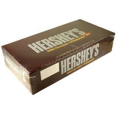 Hershey Bar with Almond 1.45oz 36 Count
