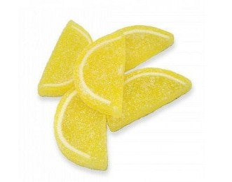 Lemon Fruit Jelly Slices 5LB