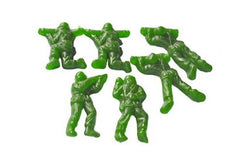 Gummi Army Green Guys 5LBS