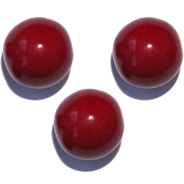 "Really Cherry Gumballs 1"" 850 Count Bulk"