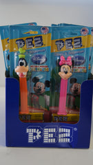 Pez Assorted Mickey Dispenser 12 Count