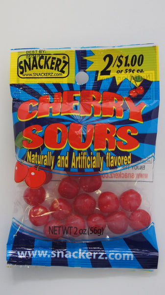Cherry Sours 2/$1 (12 Count)