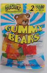 Gummy Bears 2/$1 (12 Count)