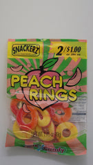 Peach Rings 2/$1 (12 Count)